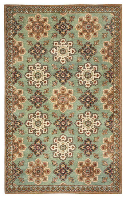 Arden rug in Menthol rugs