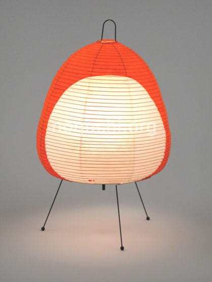 modern table lamps by Noguchi