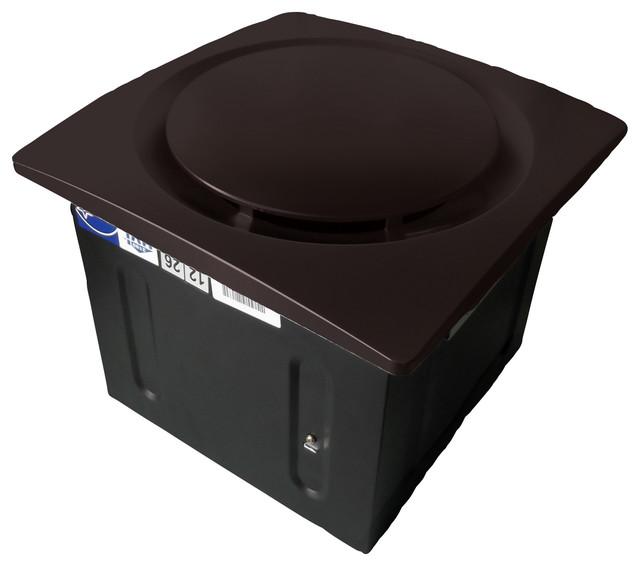 Quiet Bathroom Exhaust Fans: Aero Pure Fan Quiet Bathroom Ventilation Fan