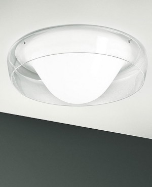 Jelly Fish 40 Wall / Ceiling Light modern-ceiling-lighting