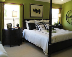 Palatable Palettes Green Goodness for Bedrooms