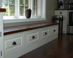 Kitchen - Farmhouse traditional-kitchen-cabinets
