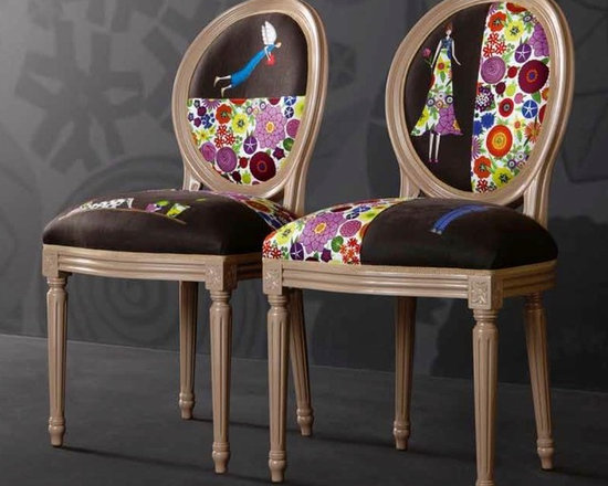 Creazioni Fiammetta Chair - Fiammetta chair from Creazioni from GBP 840.00