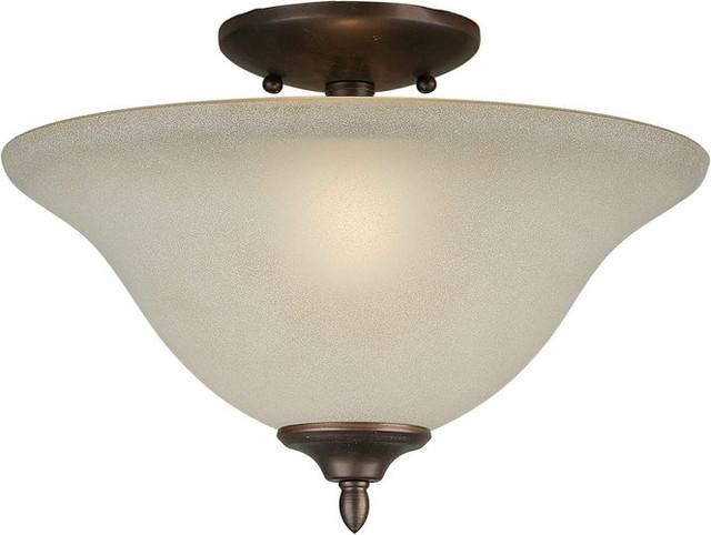 Forte Lighting 2241-02-32 Antique Bronze  Traditional / Classic 13Wx9H contemporary-bathroom-lighting-and-vanity-lighting