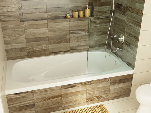 Can a drop in tub be installed in an alcove - Drop in soaking tubs design ideas ...