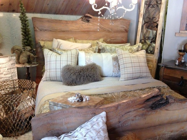 Modern Rustic Furniture Modern Bedroom Products Other Metro By Arrowhead Design Services