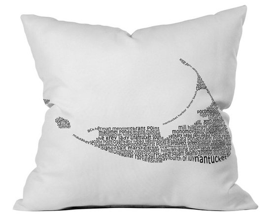 DENY Designs Restudio Designs Nantucket 1 Throw Pillow