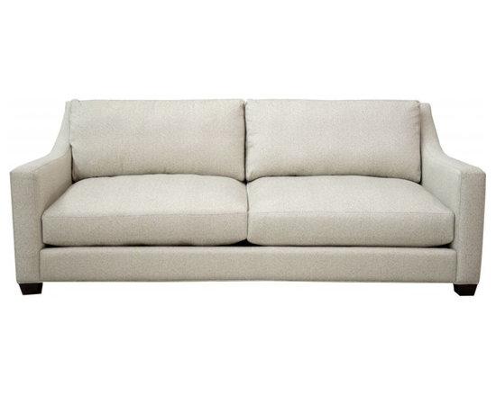 Geneva XL Sofa - Pebble -