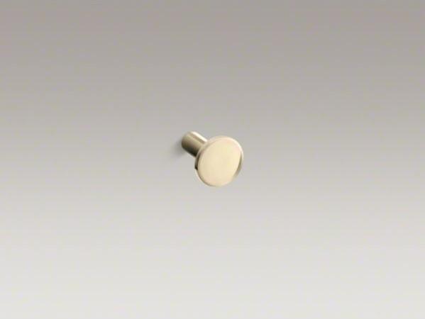 KOHLER Purist(R) Stillness(R) cabinet knob contemporary-bath-products
