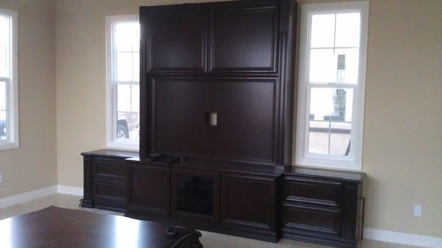 Entertainment Center traditional