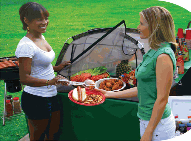 Duratent Picnic Food Tent contemporary-food-containers-and-storage