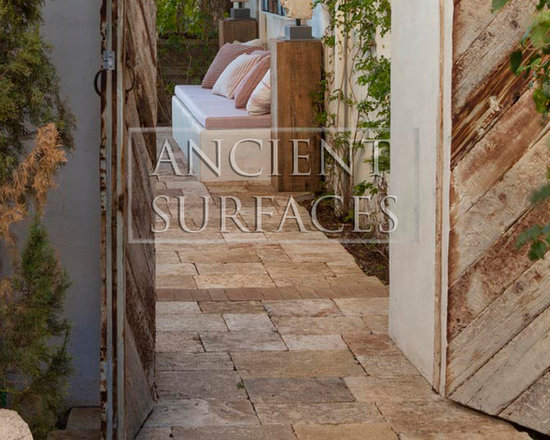Kronos Antique Stone Floors and Limestone Pavers - Product: Kronos Antique Stone Floors