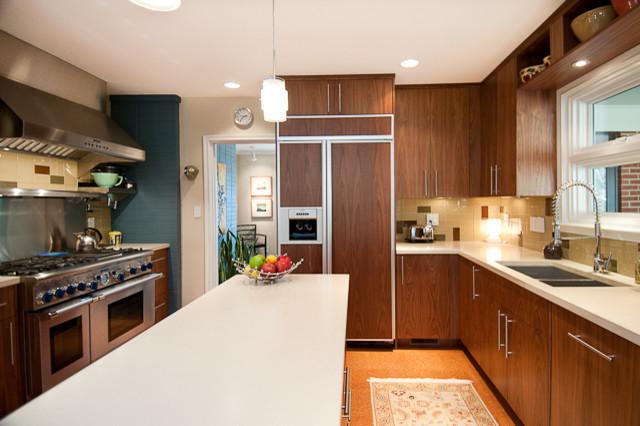 Somerset modern-kitchen