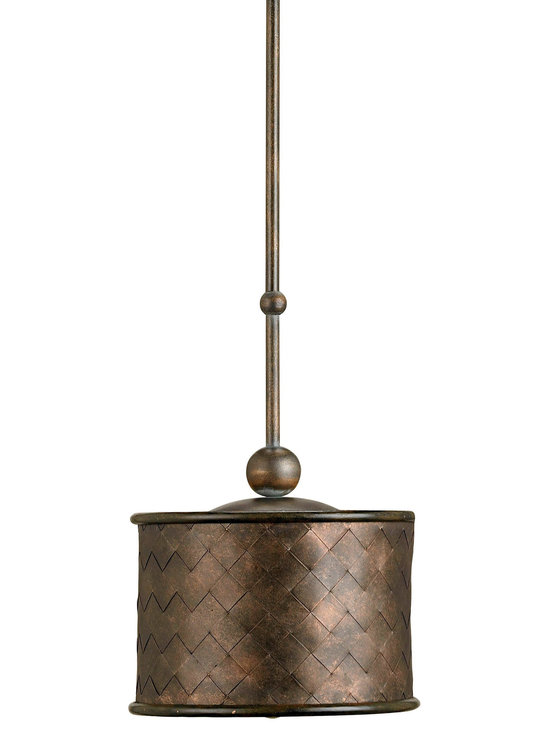 Veneta Pendant by Currey and Company