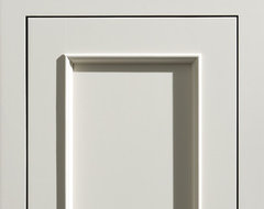 Dura Supreme Cabinetry Chapel Hill Panel Inset Cabinet Door Style traditional-kitchen-cabinetry