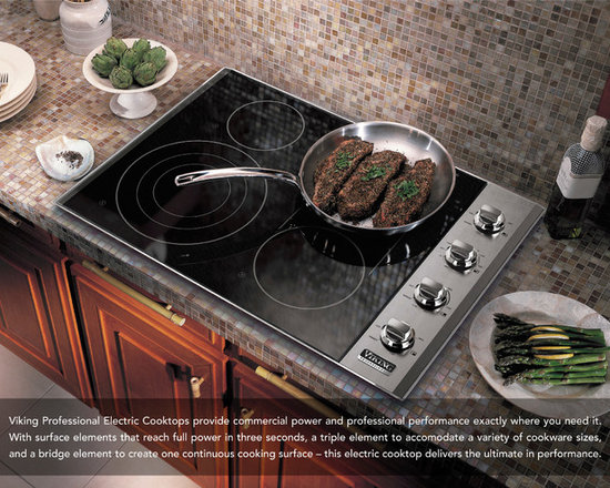 NEW Viking Electric Cooktop -