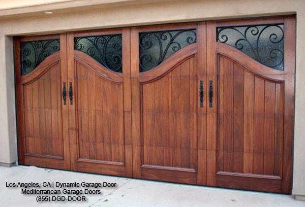 Mediterranean Style Garage Doors | Custom Designed & Manufactured in California mediterranean-garage-doors