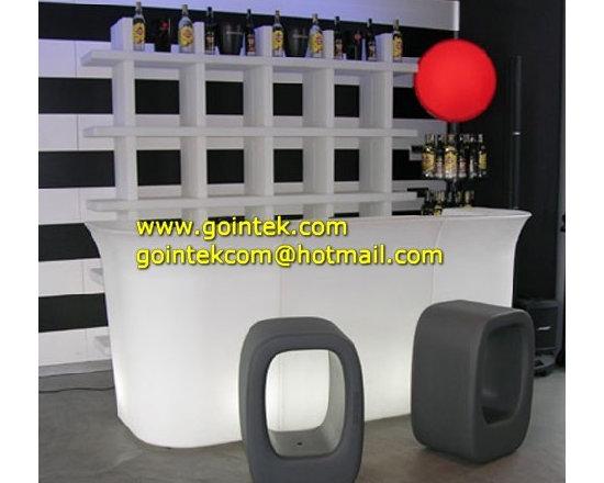 Lighted Decoration Bar Table -
