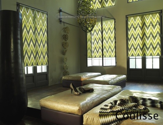 Coulisse Residential Projects contemporary-window-treatments