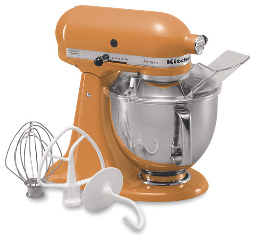 KitchenAid Artisan Series Mixer traditional blenders and food processors