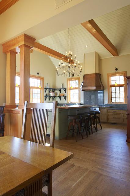 Farm House - Western Albemarle farmhouse-kitchen