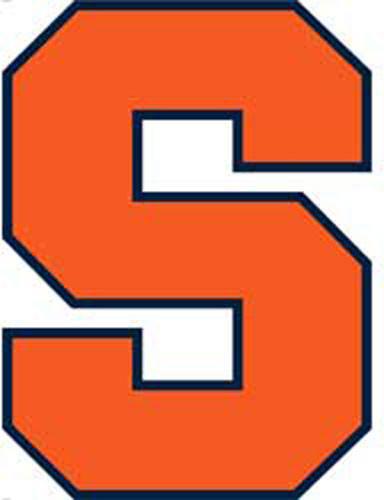 NCAA Syracuse Orangemen College Logo Wallmarx Accent Decal modern ...