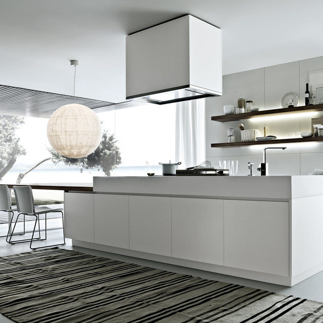 Varenna by poliform alea kitchen cabinetry modern for Poliform kitchen designs