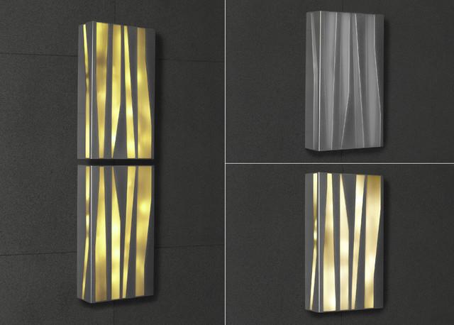 Silvus 24 Sconces contemporary-wall-sconces