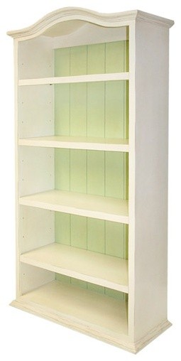 Newport Cottages Eco Bookcase traditional toy storage
