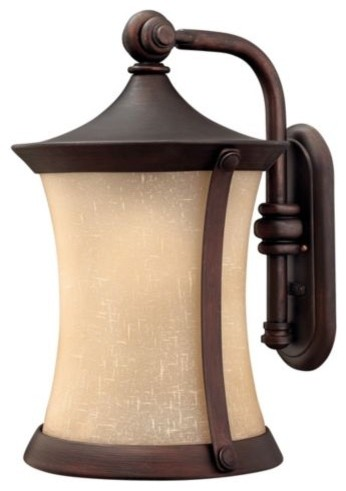 Thistledown Outdoor Wall Sconce contemporary-outdoor-lighting