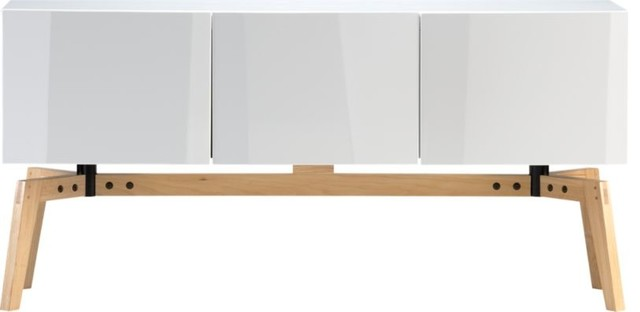 Alba Credenza modern-buffets-and-sideboards