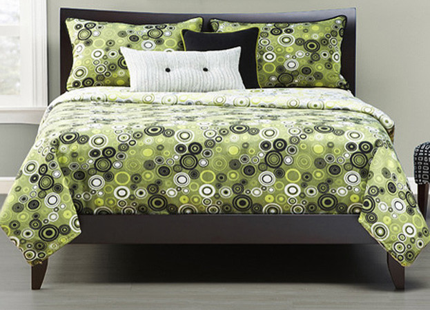 Going green bedding set by sis covers modern bedding