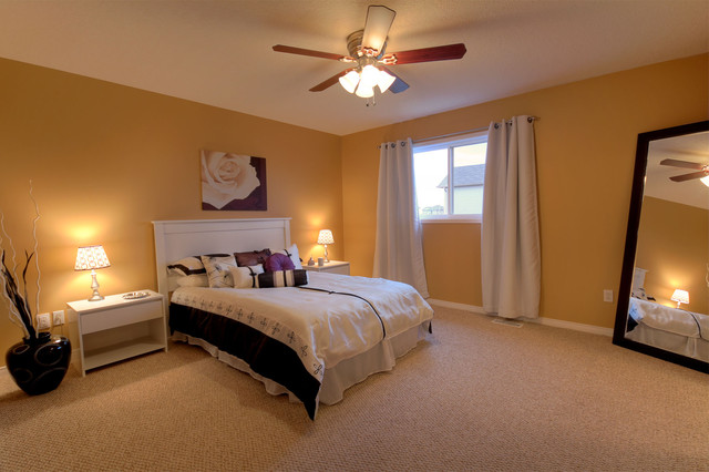 Home Staging After Photos contemporary bedroom
