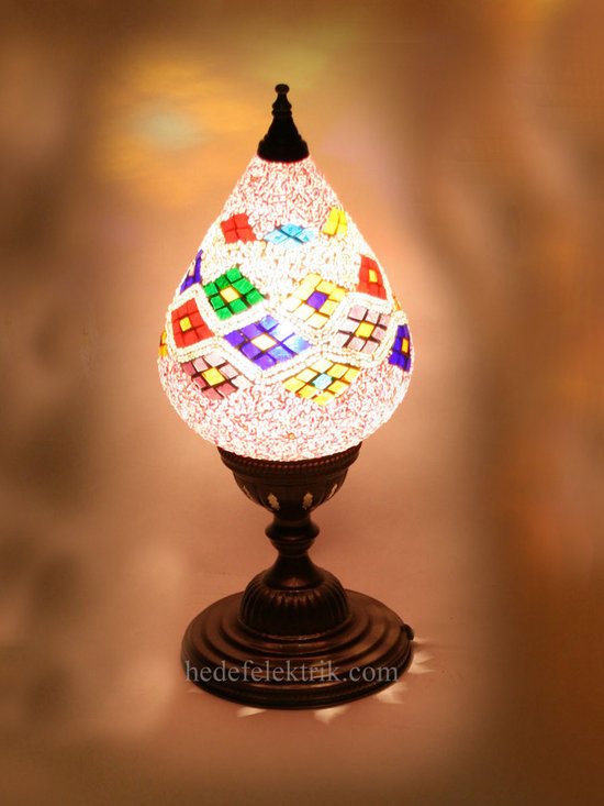 Turkish Style - Mosaic Lighting - Code: HD-97206_55