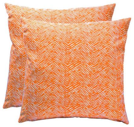 Cameron Feather Down Pillow modern-decorative-pillows