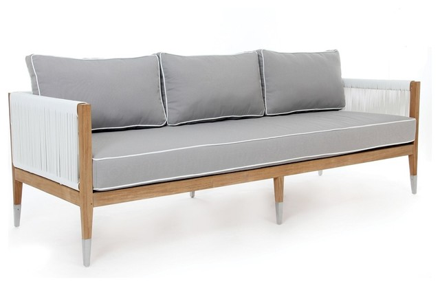 Modern outdoor sofa for Outdoor furniture yatala