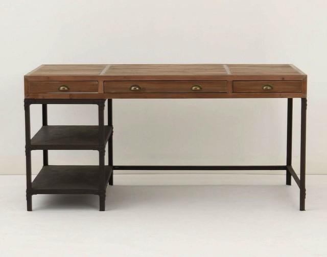 Correspondence Desk Industrial Desks And Hutches By