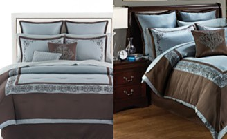 Need help choosing a color to match my bedding set for Matching bedroom and bathroom sets