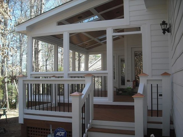 Recent Projects traditional-porch