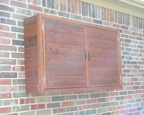 Oudoor Cabinets -