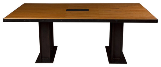 Dovetail Conference Table modern dining tables