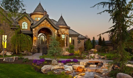 2011 Luxury Estate traditional exterior