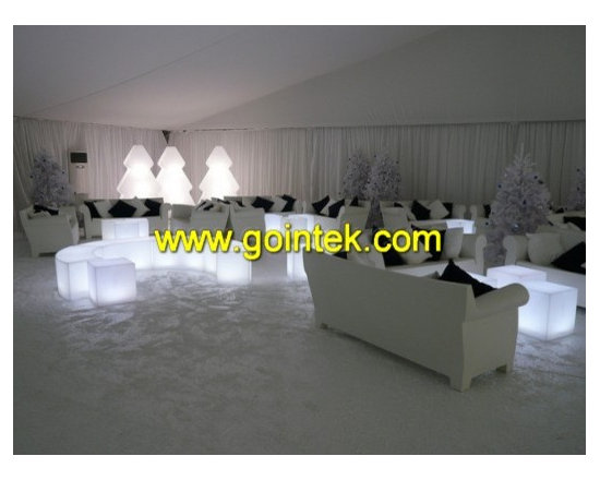 glowing led bar furniture for decoration lighting, -