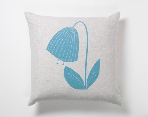 Bent Tulip Pillow modern-decorative-pillows
