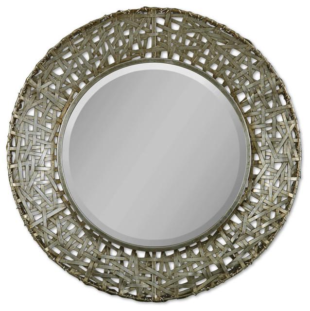 Uttermost Alita Mirror, Champagne modern-mirrors