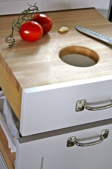 cutting board drawer picture