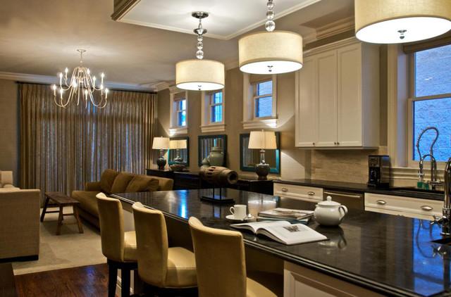 Byron & Southport modern-kitchen