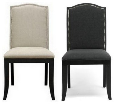 Charlotte Upholstered Dining Chair traditional-dining-chairs