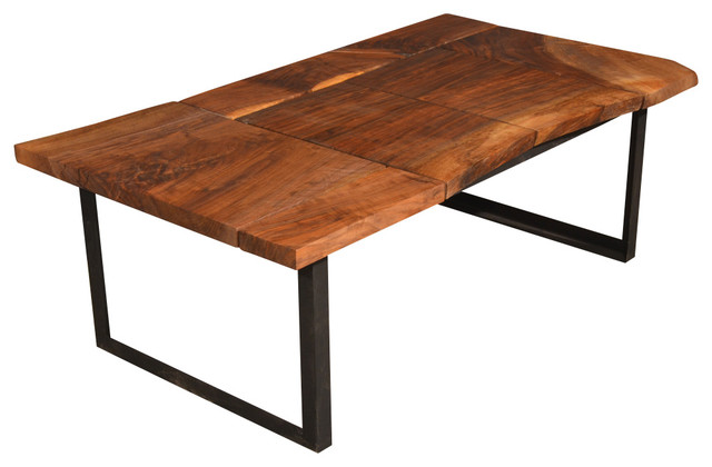 Black walnut coffee table rustic coffee tables Rustic black coffee table