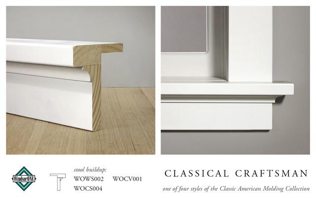 Windsorone Classical Craftsman Window Stool Amp Apron